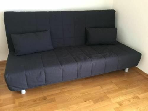 Ikea Beddinge Sofa Bed Futon Very Comfortable 3 Seater Sofabed Cover Vgc Dismantles