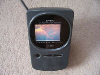 Casio Pocket Television  TV-480
