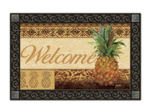 Pineapple Door Mat Ebay