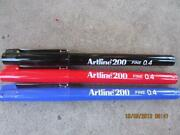 Artline Whiteboard Markers