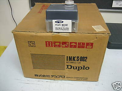 Duplo Digital Duplicator Ink S-004 Purple