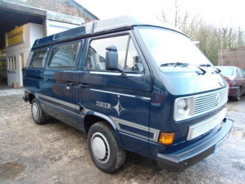 vw campervan  volkswagen camper vans  sale ebay