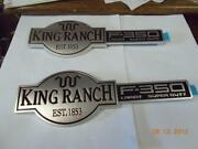 King Ranch Emblem