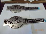 King Ranch Emblem