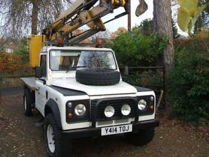 Cherry picker lifting tools ebay cherry picker land rovers sciox Gallery