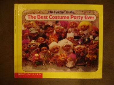 The Norfin Trolls: The Best Costume Party Ever by Mitzy Kafka ](The Best Costumes Ever)