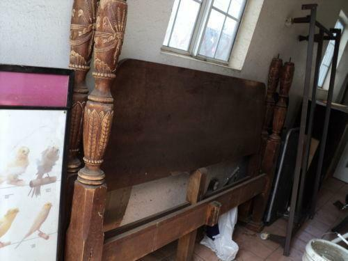 King Poster Bed Ebay
