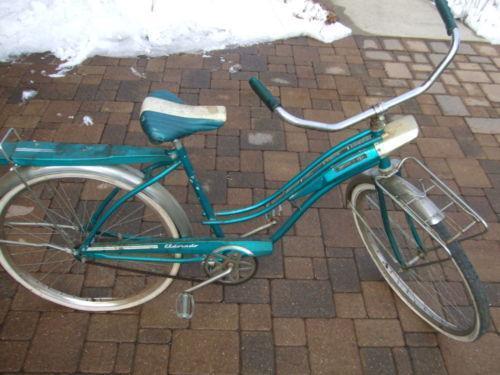 Vintage Huffy Bicycle Ebay