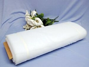 108-x-50-Yards-150-ft-Tulle-Wedding-Decoration-25-Colors-100-Nylon-Fine