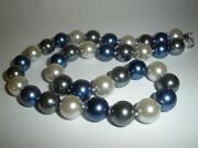 Sea Shell Pearl Necklaces