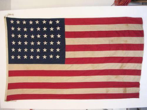 Old American Flag Ebay