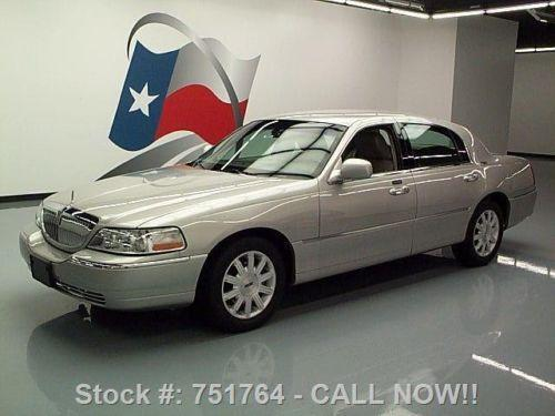 Lincoln Town Car Ebay