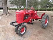 Antique Farm Tractors