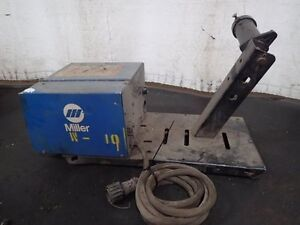 S-22 Miller Wire Feed Welder Prince George British Columbia image 2