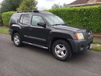 Nissan Xterra Left Hand Drive - Monster 4x4 - From US