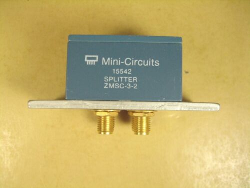Mini Circuits  15542  ZMSC-3-2 Splitter