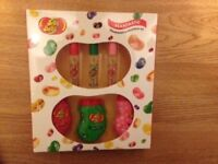 *** JELLY BELLY BEANTASTIC FRAGRANCE & TOILETRIES SET*** gift !!!