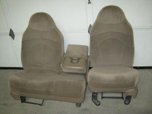 Ford F150 Bucket Seats