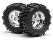 HPI Savage Wheels