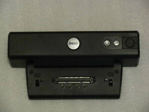Dell  PRO1X Laptop Advanced Port Replicator.