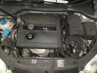 VOLKSWAGEN GOLF BEETLE BCA ENGINE 1.4 2007 ENGINE STARTS AND DRIVES 74K GOOD ENGINE FITTING AVIALBLE
