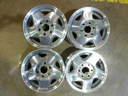 lug chevy wheels used
