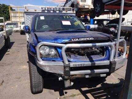 HOLDEN COLORADO LEFT FRONT SEAT 08 TO 11 (TMP-179760)