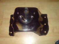 Spare wheel bracket for van or camper / rv
