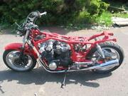 Honda CB Exhaust