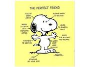 Snoopy Magnet
