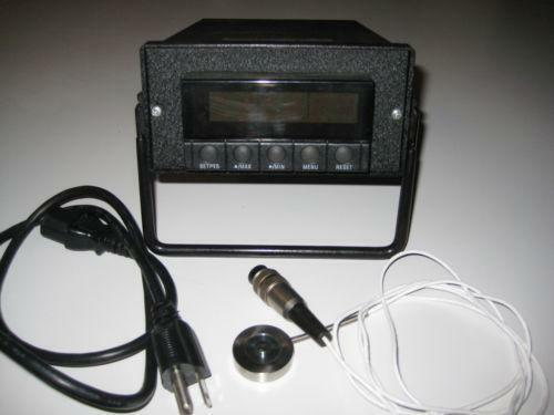 Load Cell Indicators : Load cell indicator business industrial ebay