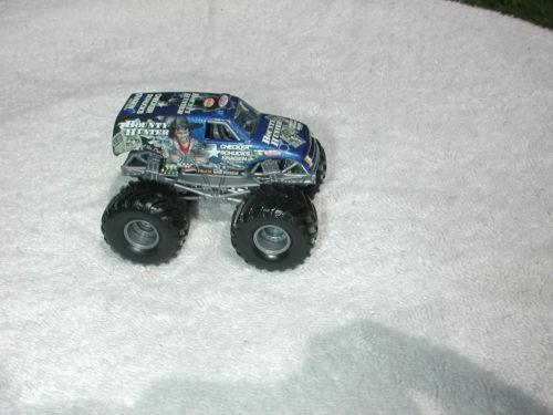 old monster truck toys ebay. Black Bedroom Furniture Sets. Home Design Ideas