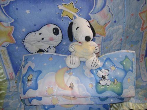 Lambs Ivy Snoopy Baby Ebay
