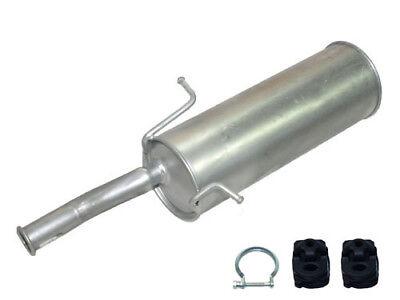 komplett Anlage Schalldämpfer Citroen Xsara Picasso 1.8i 16V Motor//EW7J4  85KW