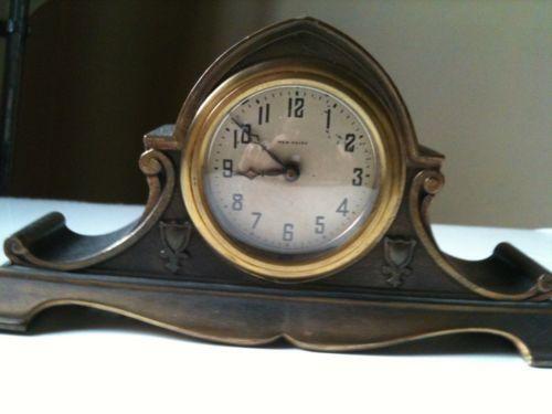 Antique Mantle Clock Parts Ebay