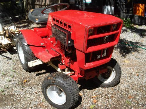 Sears Tractor Attachments Yard Garden Outdoor Living Ebay