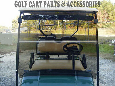 EZGO TXT & Medalist Tinted Windshield 1994-2013  *New In Box Golf Cart Part*