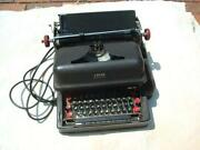 Vintage IBM Typewriter