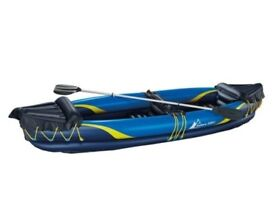 2 person inflatable Kayak - brand new in box