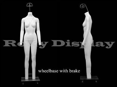 Female Invisible Ghost Mannequin Manikin Display Dress Form #MZ-GH5