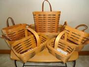 Longaberger Button Basket