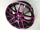 Alloy 4x100 Car & Truck Wheel & Tire Packages 7.5 Rim Width