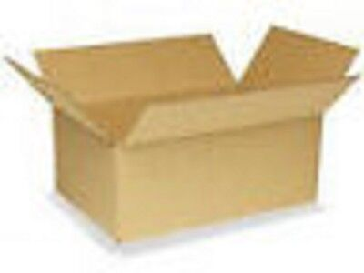 14x10x6 Shipping Moving Packing Boxes 25 Ct