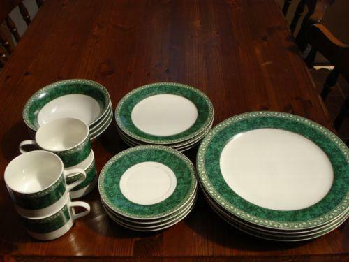 White Dinner Service Dining Sets Ebay