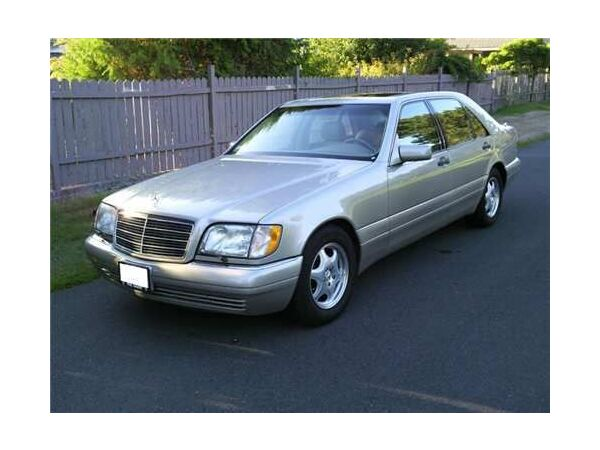 Used 1999 Mercedes-Benz S-Class