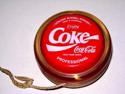 Coca cola Yo-Yo