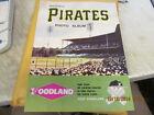 1971 Baseball Vintage Programs