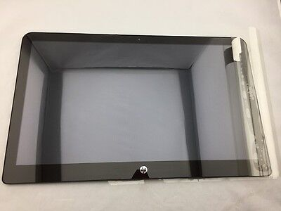 "Hp Pavilion X360 862644-001 15.6"" HD LCD LED Touch Screen w/ Bezel Assembly New"