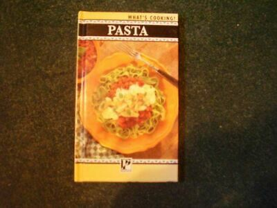 Pasta (What's cooking?), , Very Good, Hardcover