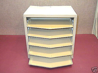 Hillman Metal Cabinet Heavy Duty With Sliding Drawers 10 X 13 M3036